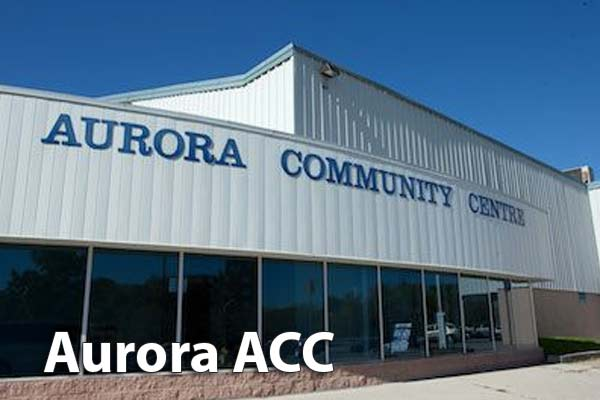 Aurora community centre