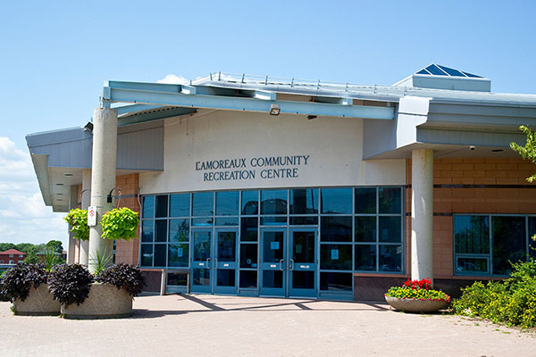 L'Amoreaux Community Recreation Centre
