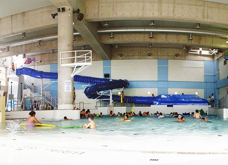 The Wave Pool community centre richmond hill